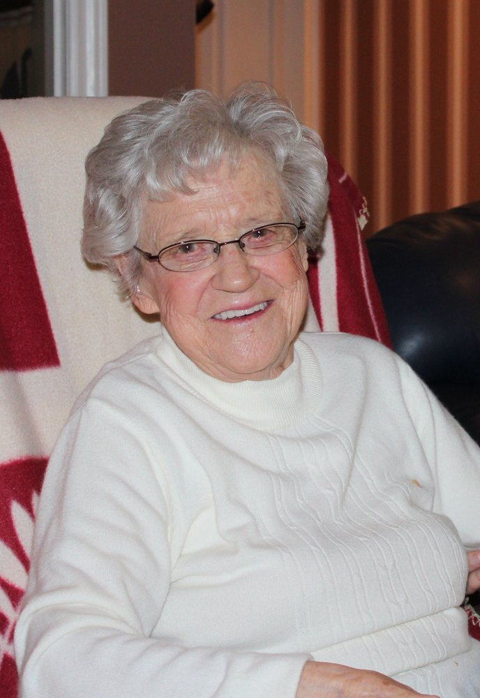 Obituary of Marie Anne Côté | McKenzie Blundy Funeral Home